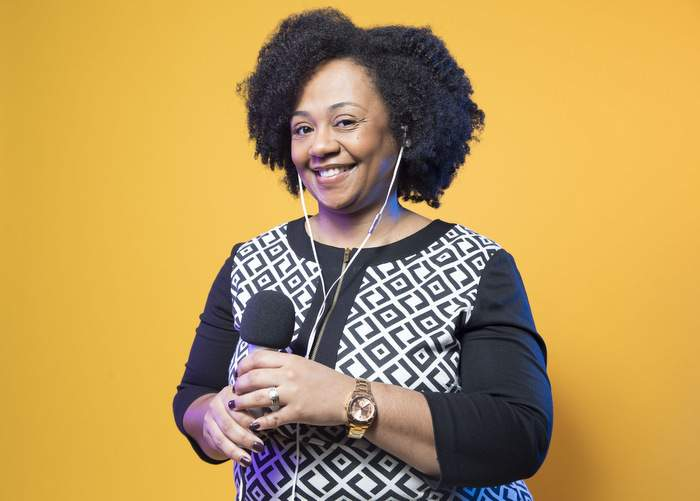 ea4ed3812523 Joy Harden Bradford is a licensed psychologist whose mission is to promote  mental wellness for African-American women and girls.