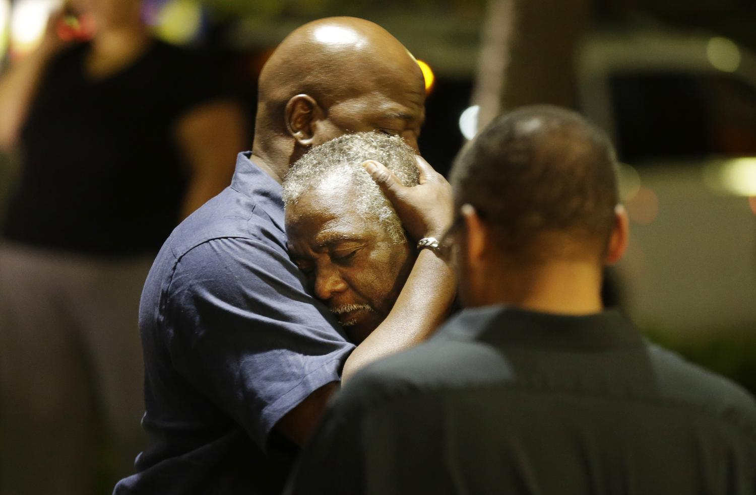 Charleston Shooting Suspect Leaves Trail Of Pain
