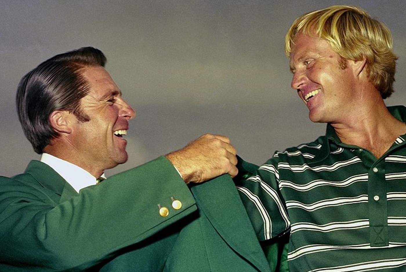 Jack Nicklaus: The Master