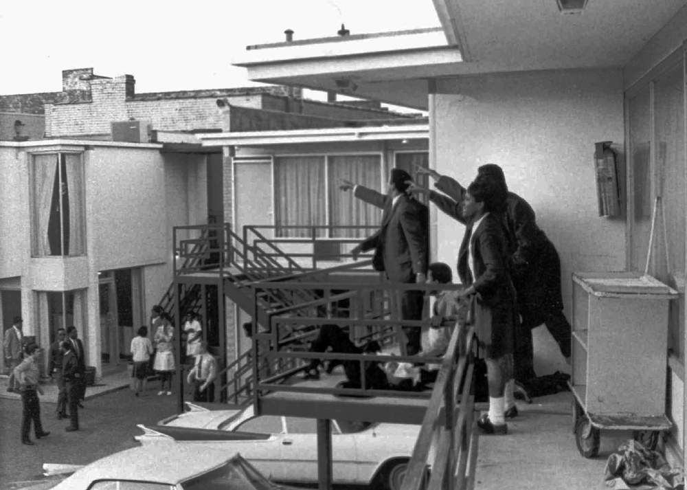 The 1968 assassination of Martin Luther King Jr  changed