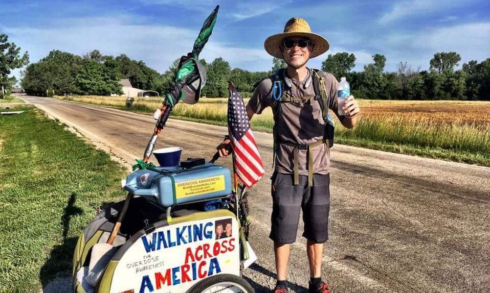 Walking to America